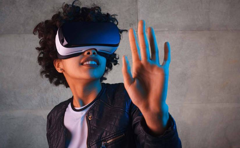 """CREATING art in VirtualReality"""