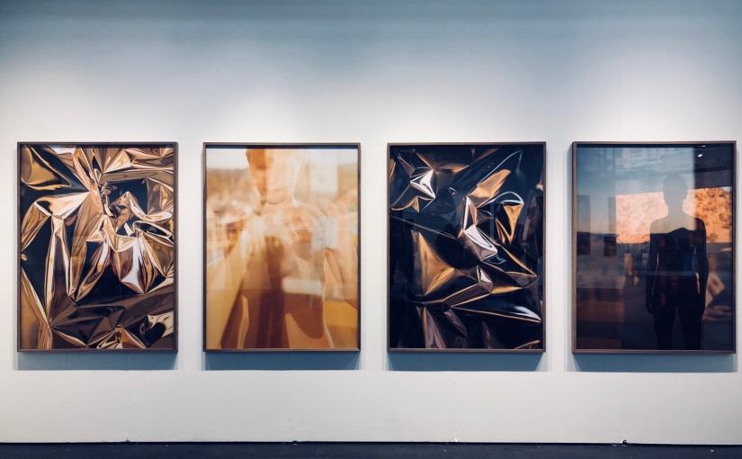ART OBSERVATION. PHOTOFAIR SFO. February2018
