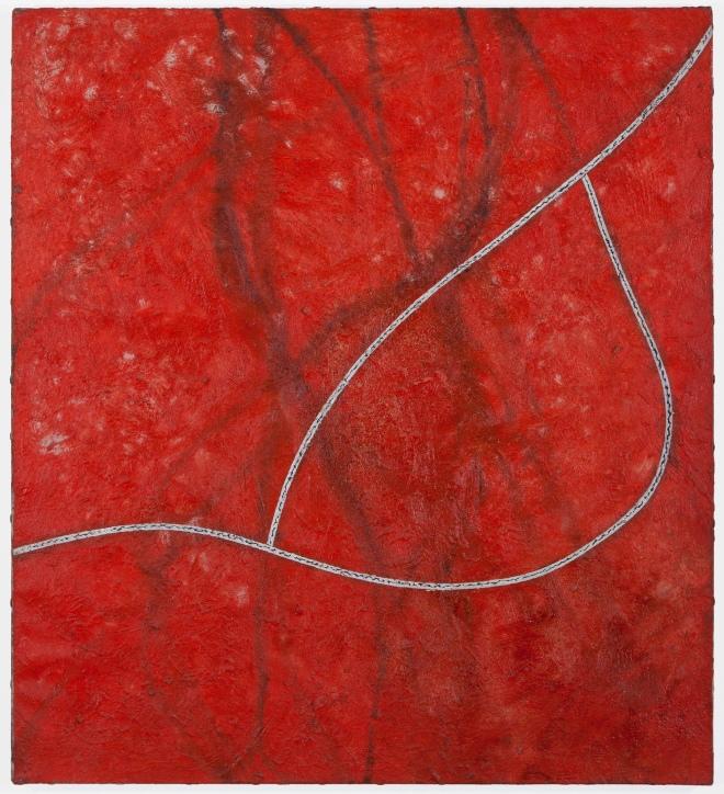 Donald Judd, untitled, 1960. Oil on canvas. Donald Judd Art © Judd