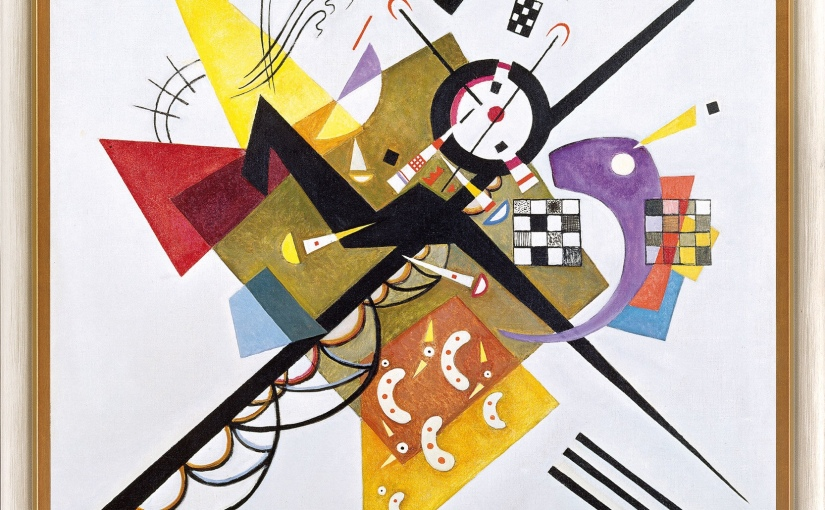 WHAT TO COLLECT # 126. WassilyKandinsky