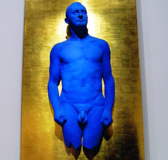 WHAT TO COLLECT #129. YvesKlein