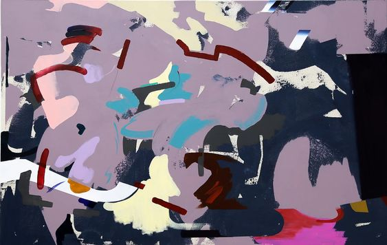 PAO LENG KUNG abstract_painting_2